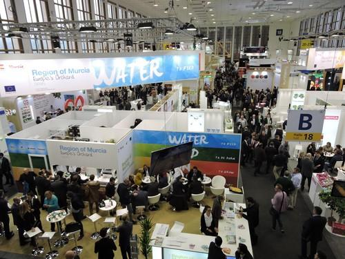 Primer día Fruit Logistica 2017