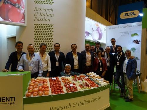 Primer día de Fruit Attraction 2018
