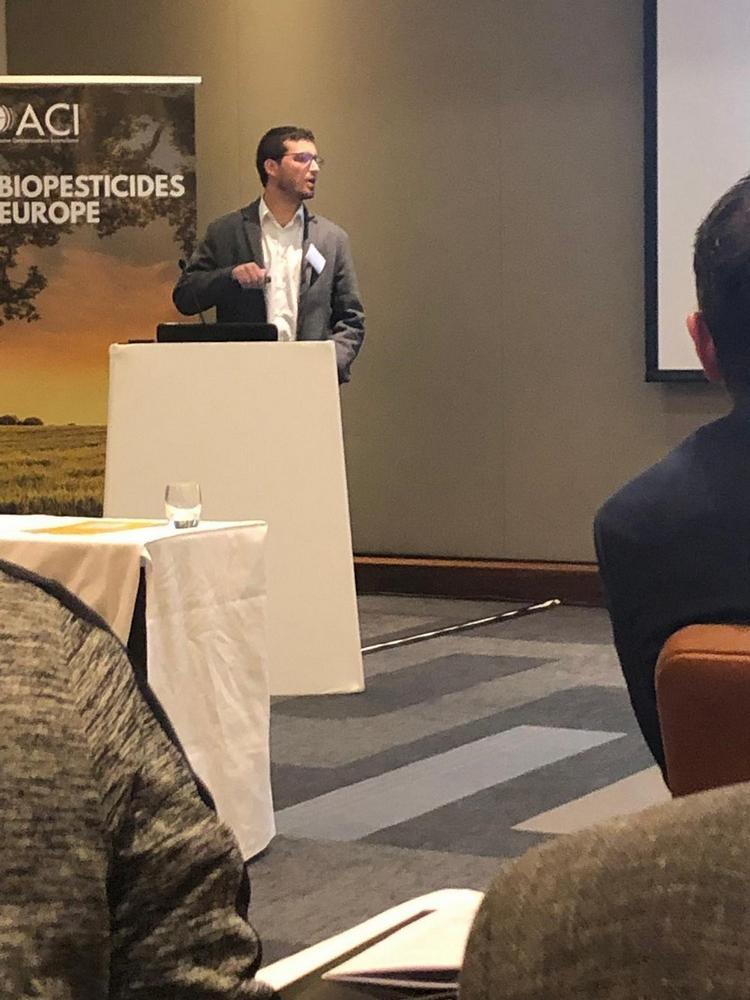 Idai Nature en la prestigiosa Conferencia ACI BIOPESTICIDES EUROPE 2019